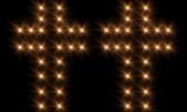 光学照明弹 — 图库照片