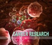 Badań nad rakiem — Zdjęcie stockowe