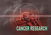 CANCER RESEARCH — Stock Photo