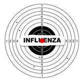 Influenza — Stock Photo