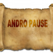 Andropause — Stock Photo #62540979