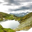 Landscape from Capra Lake and Fagaras mountains — Stock Photo #55319317