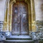 Church door  — Stock Photo #59319399