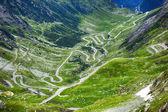 Image of Transfagarasan road  — Stock Photo