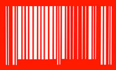 Barcode scan code — Stock Vector