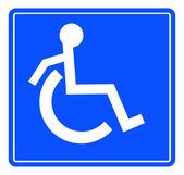 Wheelchair person — Stock Vector