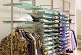 Inside fashion store — Stock Photo