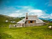 Slovenië landschap — Stockfoto