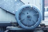 Industrial motors — Stock Photo
