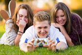 Increased image quality for social networking — Stock Photo