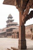 Mughal palace — Stock Photo