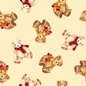 Pattern of bear — Stock Photo