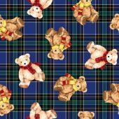 Pattern of bear — ストック写真