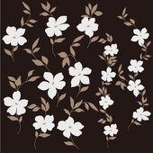 Illustration of flower — Stock vektor