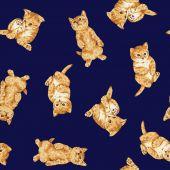 Pattern of cat — Stockfoto
