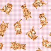 Pattern of cat — Foto Stock