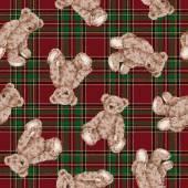Pattern of bear — Foto Stock