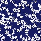 Plants pattern — Vector de stock