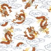 Pattern of dragon — Stock Photo