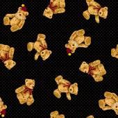 Pattern of bear — Stock Photo