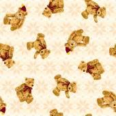 Pattern of bear — Stockfoto