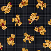 Patroon van Beer — Stockfoto