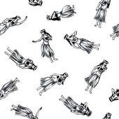 Hula dansı — Stok fotoğraf