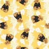 Patrón de perro — Foto de Stock