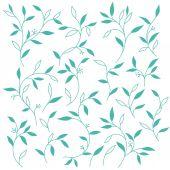 Växter illustration — Stockvektor