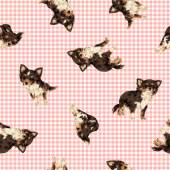 Hond patroon — Stockfoto
