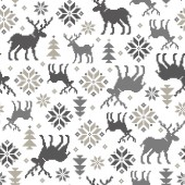 Nordic tradition pattern — Stock Vector