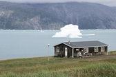 The iceberg — Stock Photo