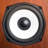 Music speaker — Stock Photo