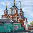Holy Cross Cathedral in Kolomna, Russia, Moscow region — Stock Photo #73240453