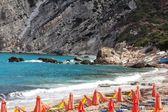 Petani beach, — Stock fotografie