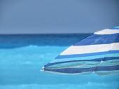 Beach umbrella  — Stockfoto