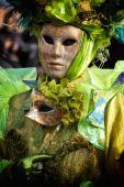 Wenecja karnawał maska — Zdjęcie stockowe