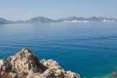 Kefalonia beach — Stockfoto