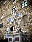 Signoria Palace — Stock Photo