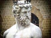 Nettuno 雕像 — 图库照片