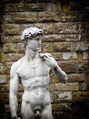 David statua — Zdjęcie stockowe