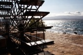 Kefalonia beach — Stock Photo