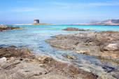 Stintino beach — Stock Photo