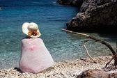 Chapéu de sol — Fotografia Stock