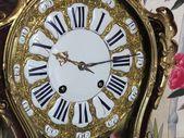 Antique clock — Stock Photo