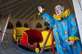 Spooky Clown — Stock Photo