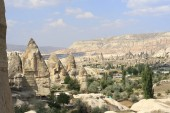 Rocks of Goreme — Stock Photo