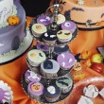 Halloween cupcakes — Stock Photo #53033561