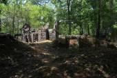 Angkor's temples Cambodia — Stock Photo