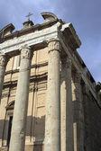Ancient church, Rome — Stock Photo